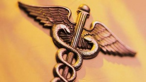 fastest growing jobs in healthcare - medical symbol