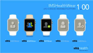 IMS HealthWear Apps