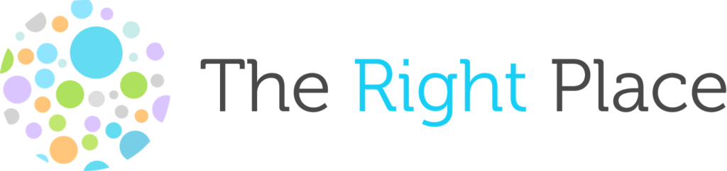 The Right Place Logo
