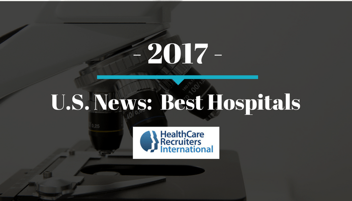 Best Hospitals of 2017