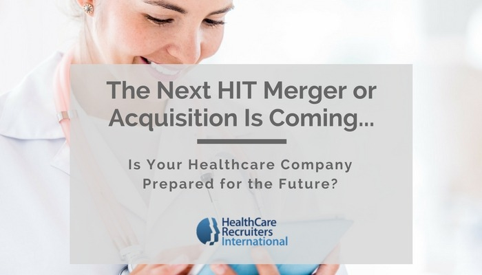 HIT Mergers and Acquisitions